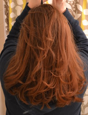 No-Heat Curls | This Girl's Life Blog