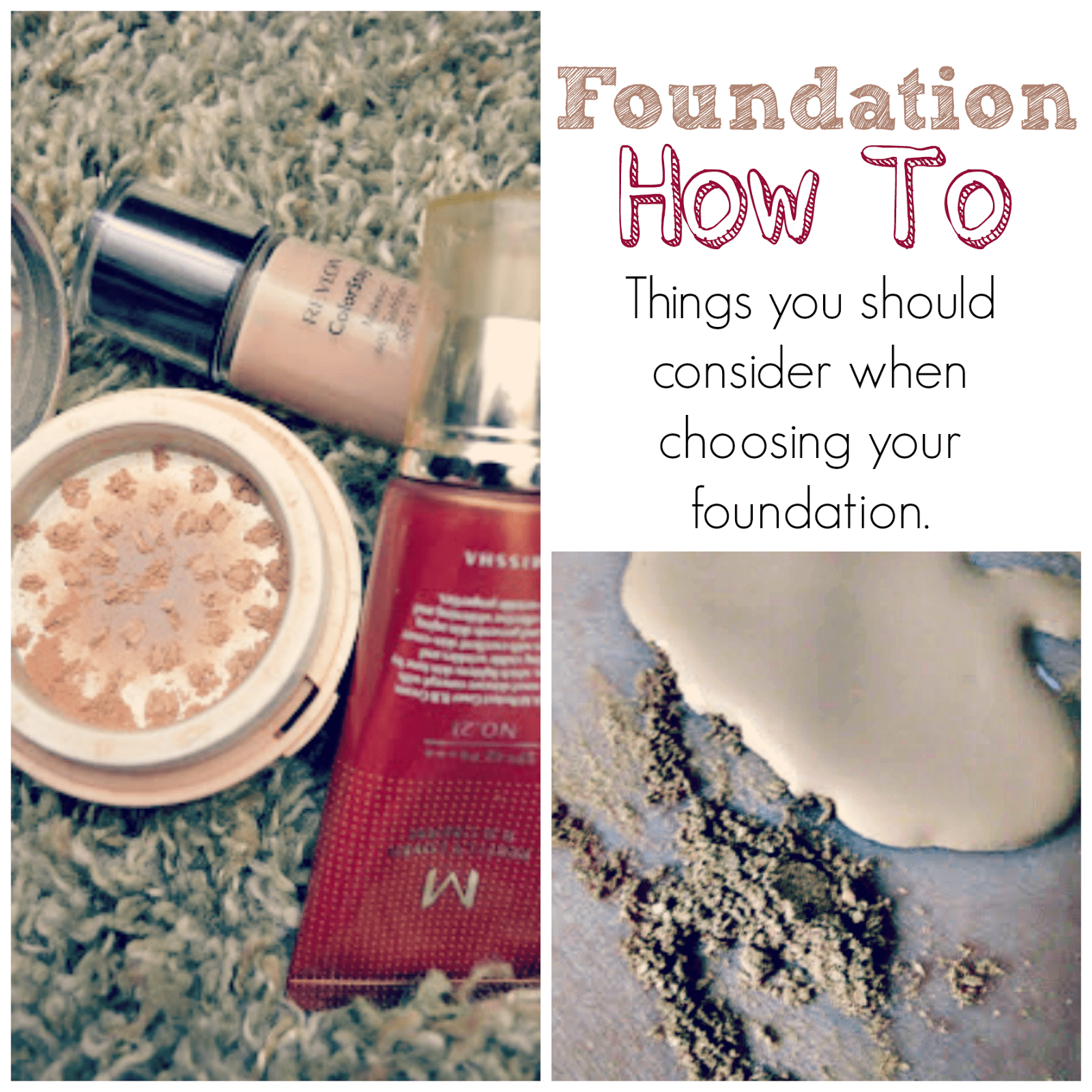 Foundation: How to