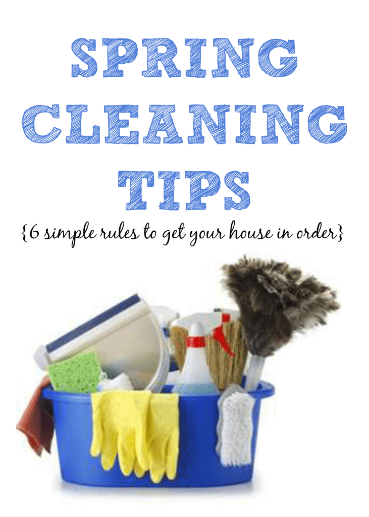 Spring Cleaning Ideas Simple Of Spring Cleaning Tips Image