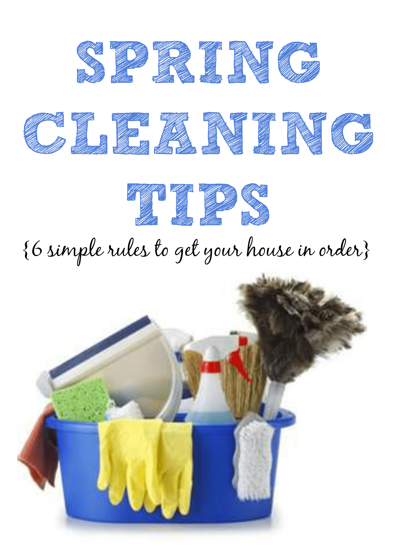 Spring Tips Brilliant With Spring Cleaning Tips Picture
