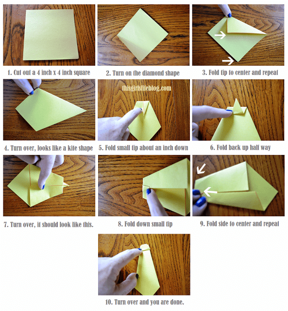 DIY Father's Day Card: Origami Shirt & Tie Tutorial