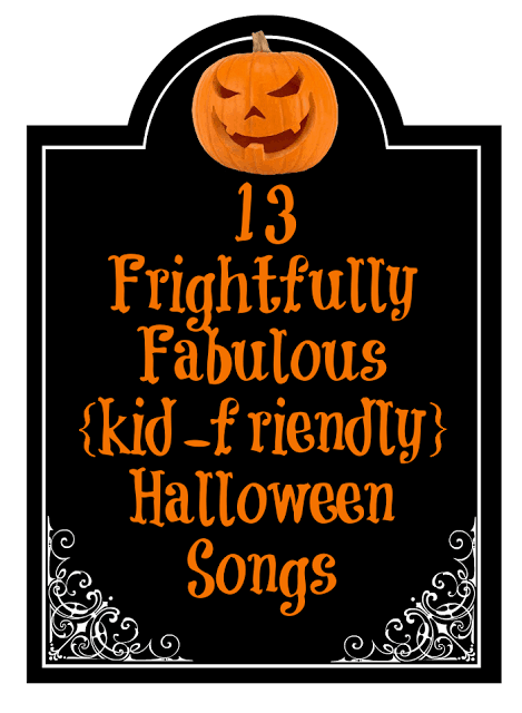 13 Kid-friendly Halloween Songs