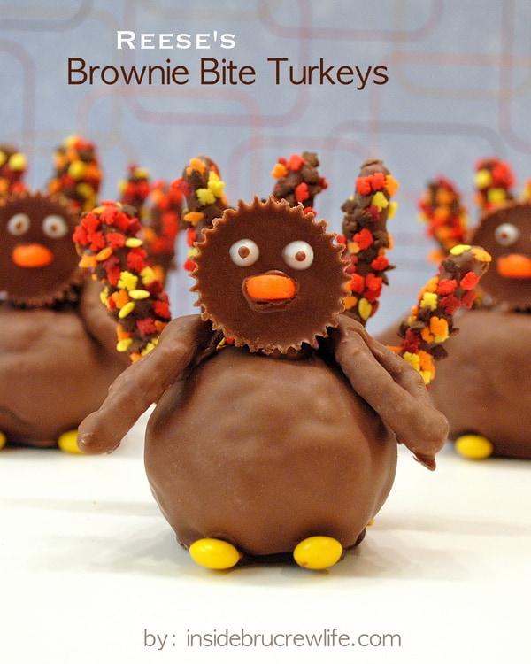 brownie-bite-turkeys