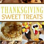 Satisfy your families sweet tooth this holiday with all of these Thanksgiving sweet treats. They will impress all of your guests.