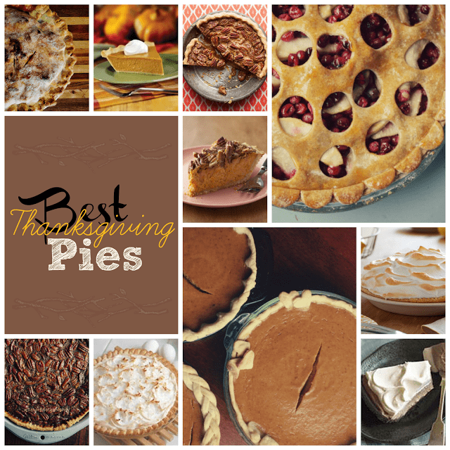Best Thanksgiving Pies