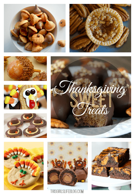 Thanksgiving Sweet Treats