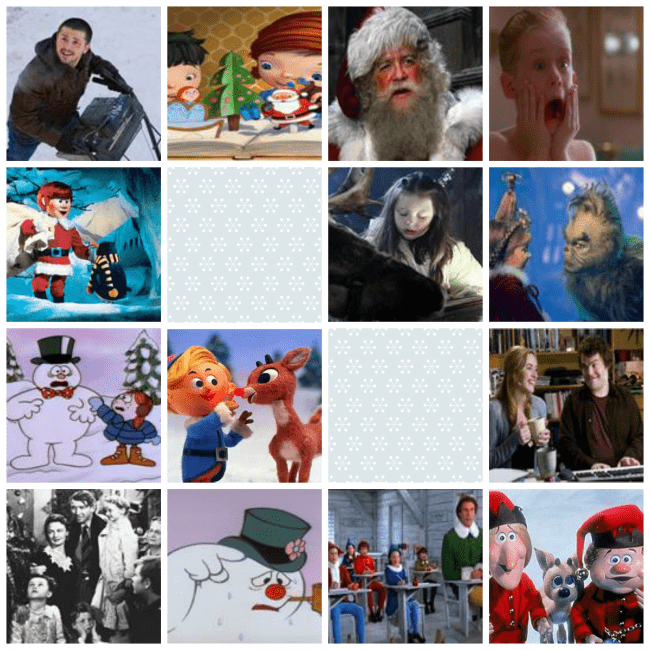 Looking for something to do tonight? Check out one of these must seeChristmas moviesto get you into the holiday spirit!