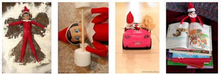 Needing Elf on the Shelf ideas? Check out all of these quick and easy ideas perfect for this Christmas season.
