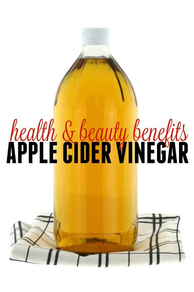 8 fantastic health and beauty benefits of Apple Cider Vinegar.