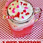 Love Potion Valentine's Day Party Punch