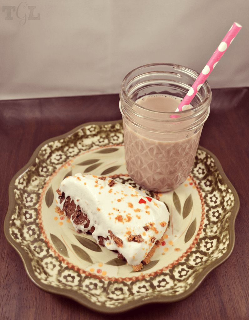 Smores Crunch Pudding Pie with #TruMoo | This Girl's Life Blog