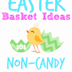 Easter Basket Ideas: Non-Candy A-Z Gift Guide