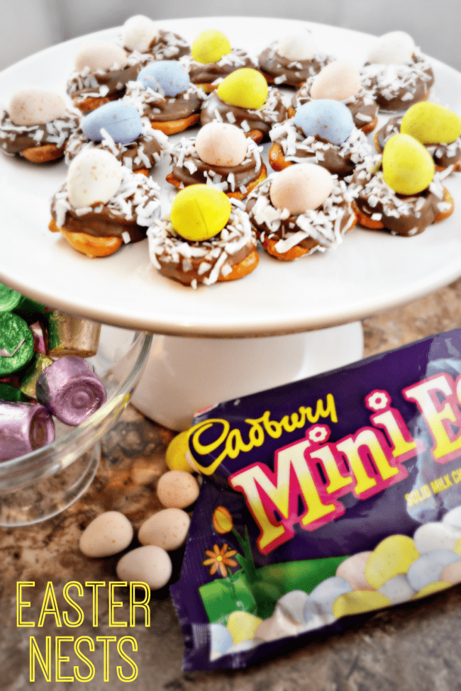 Easter Nests #Easter | This Girl's Life Blog