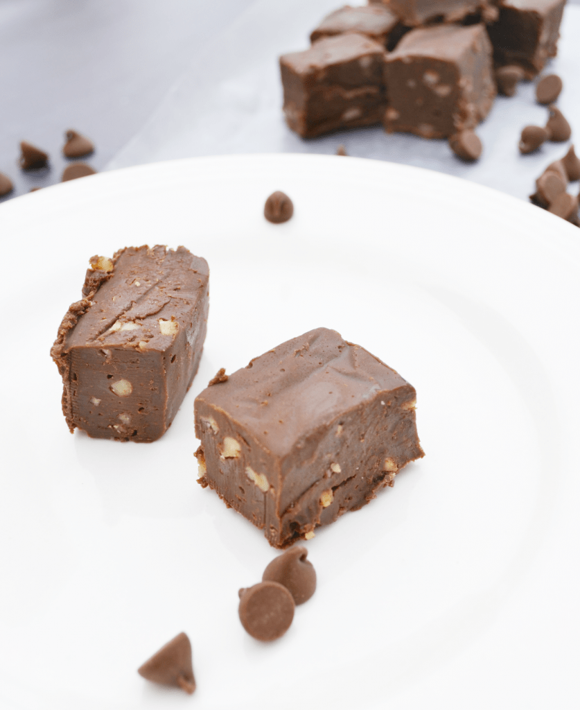 Looking for the best easy fudge recipe? This one is super simple to make and has a rich and delicious taste.