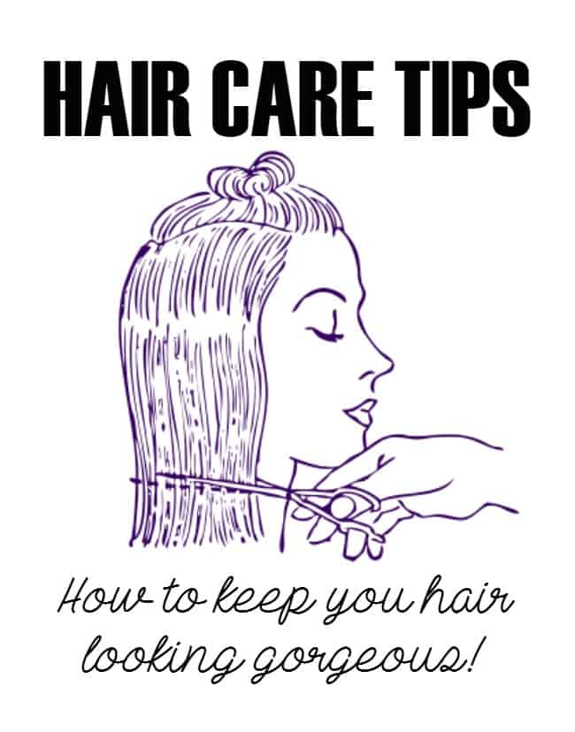 Tips for long hair growth!
