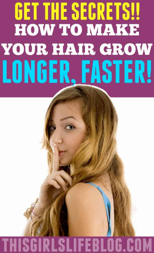 Wanting tips for long hair growth? Get the secrets to getting it to grow longer, stronger and faster.