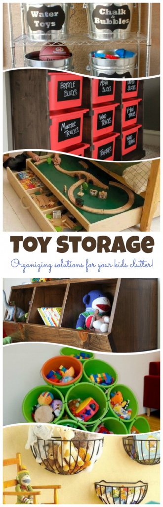 Toy Storage Organizing Your Kids Clutter This Girl 39 S