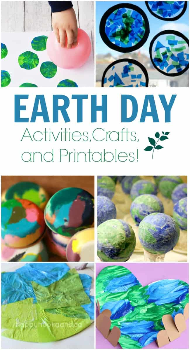 April 22nd is Earth Day. Need some fun and exciting ways to get your kids and family involved in their environment? Check out these great Earth Day Ideas! #EarthDay #April22 #ReduceReuseRecycle #EarthDayIdeas #EarthDayActivities