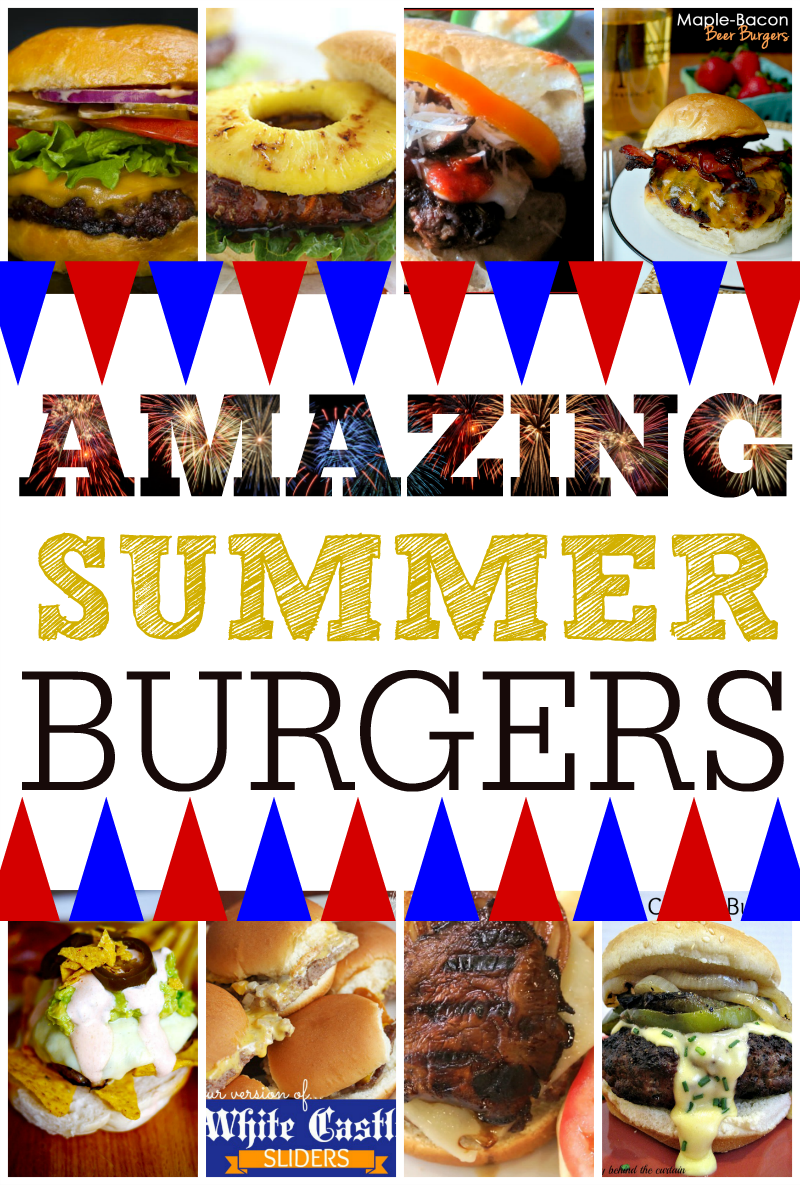 summer-burger-recipes