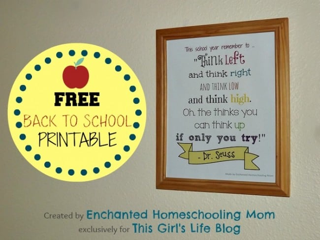Free Back To School Print (1)