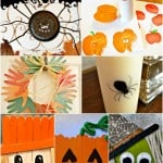 Halloween Crafting With Kids! Round Up