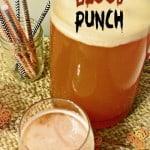 Pumpkin's Blood Halloween Punch