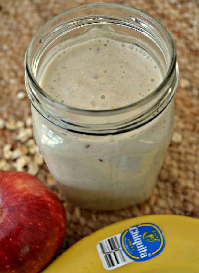smoothie-apple-banana-oats