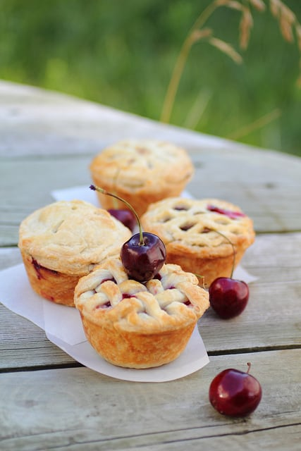 mini-cherry-pies