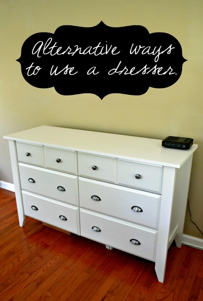 alternative-dresser-uses