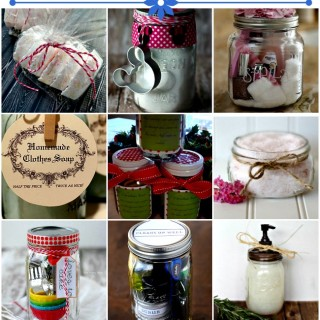 Christmas Gifts In A Jar : Non-edible Ideas