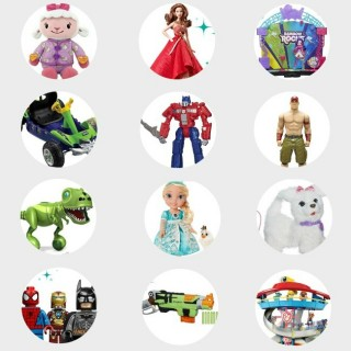 Kmart Fab 15 Holiday Toy Guide