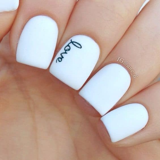 Valentines Nail Designs Cute Simple Todays Creative Ideas
