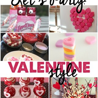 Party Ideas for Valentine's Day