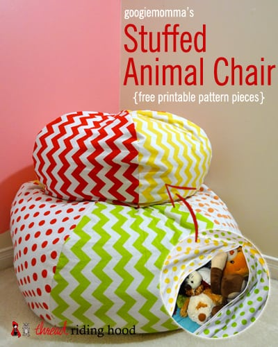 Stuffed animal storage ideas to corral your entire collections!