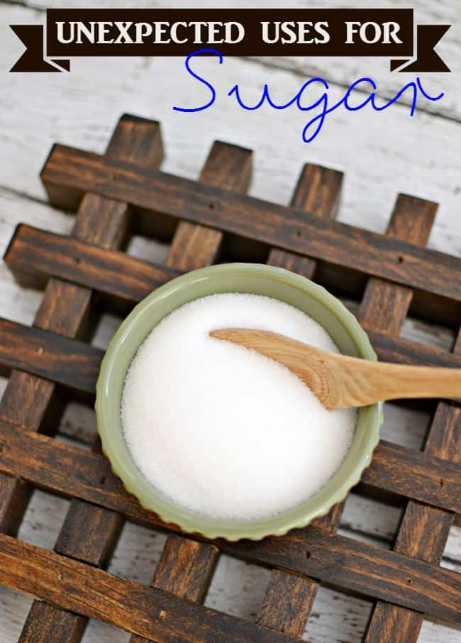 Unexpected Uses for Sugar