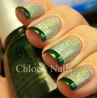 St Patricks Day Nail Art Designs