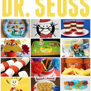 Celebrate Dr. Seuss's birthday with these awesome crafts, treats, activities and more.