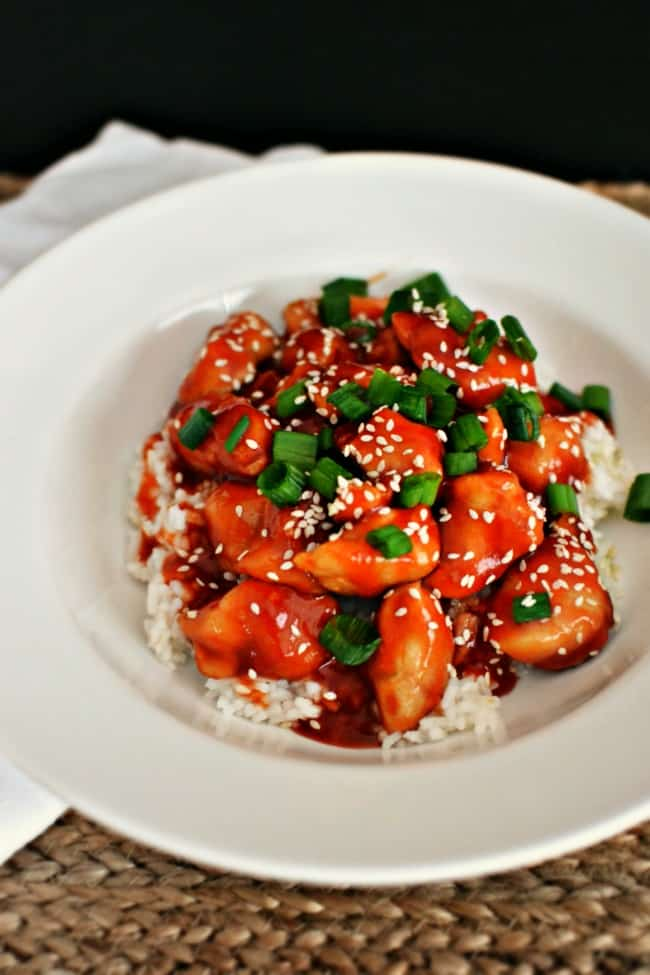 If you love asian-inspired dishes then this Honey Sesame Chicken is a must try. Better and quicker than even getting take out.