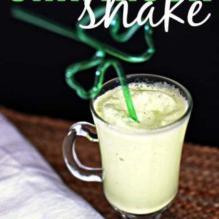 The best shamrock shake copycat recipe