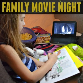 Check out these 5 easy ways to make your family movie night a hit.