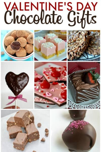 Valentine's Day Chocolate Gifts