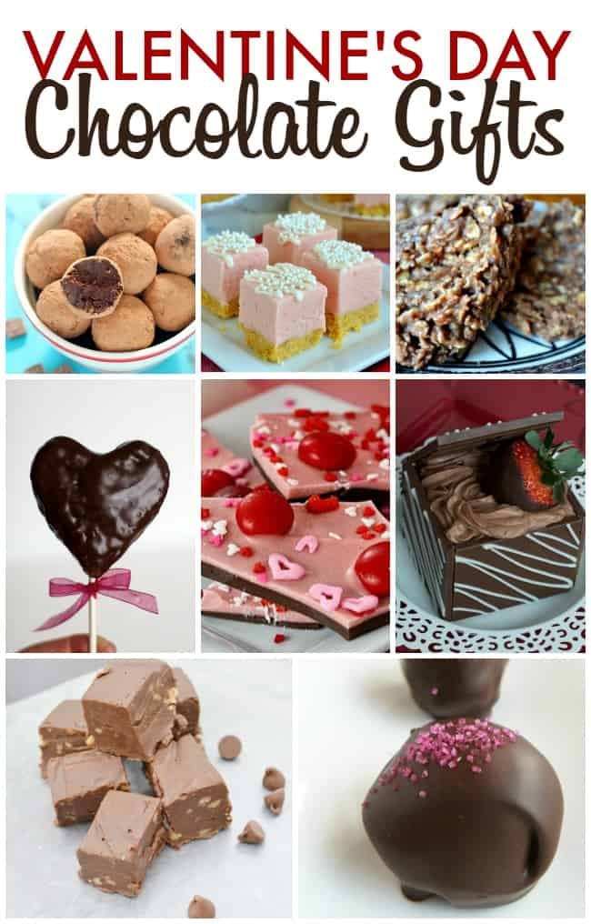 Looking for the perfect chocolate treat to gift your Valentine? Check out these yummy ideas.