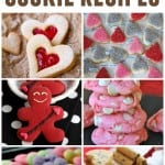 Looking for the perfect cookie recipe for Valentine's Day? Don't miss these yummy ones including those super cute cupids.