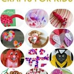 Check out these fun Valentine's Day crafts for kids! Great projects to do this weekend.