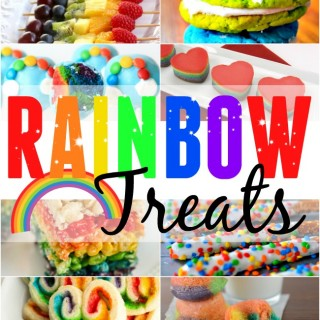 Celebrate this St. Patrick's Day with some yummy and delicious Rainbow treats.