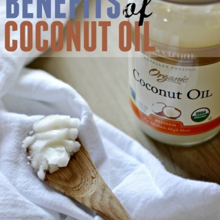 Check out all of these amazing benefits of using coconut oil.