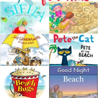 If you are looking for fun beach reads for your children these are it. Plus they make great unit studies for beaches and oceans.