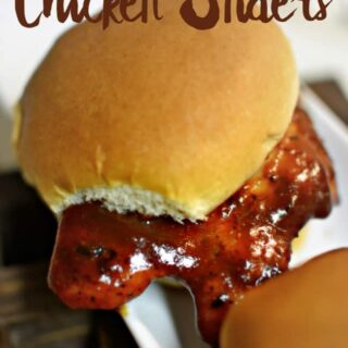 These Classic Chicken Sliders are perfect for family grill night.