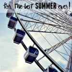 10 experiences and adventures to have an epic summer!