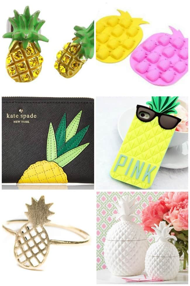 pineapple-items